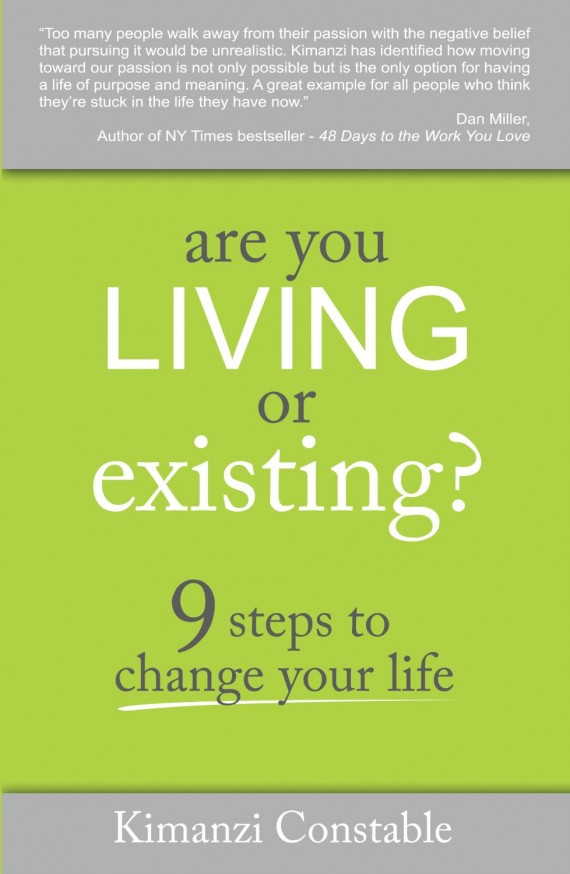 Are you Living or existing? (Book Review)