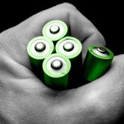 Batteries in the hand, selective desaturation, for ecology, energy, environment related themes